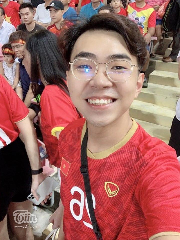'Thánh chửi' Minh Dự mong rằng đội tuyển Việt Nam sẽ chiến thắng