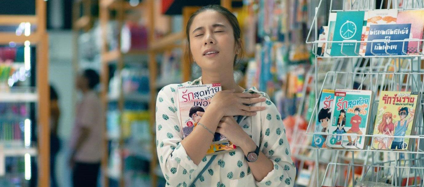 Supassara Thanachat vào vai dì Lin trong 'Dì' ơi, đừng có bồ!