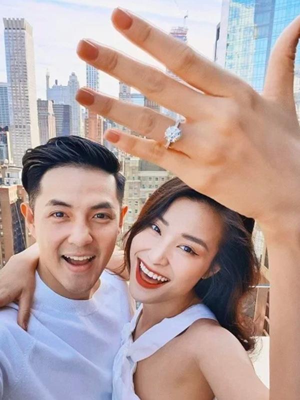 Đông Nhi - Ông Cao Thắng sẽ chính thức trở thành vợ chồng vào tháng 11 năm nay.