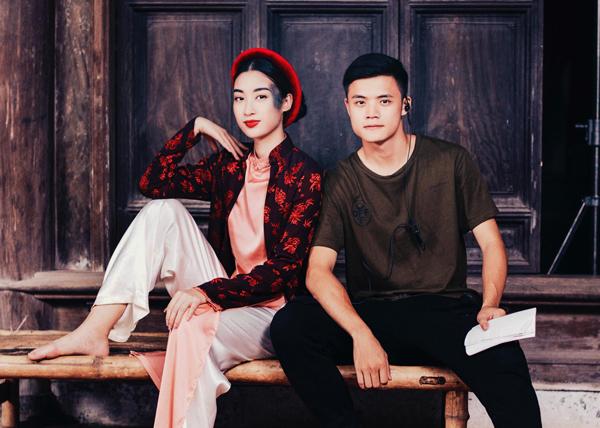 Đạo diễn Đỗ Hồng Thắng chọn Hoa hậu Mỹ Linh cho vai Thị Nở trong MV Hết thương cạn nhớ.