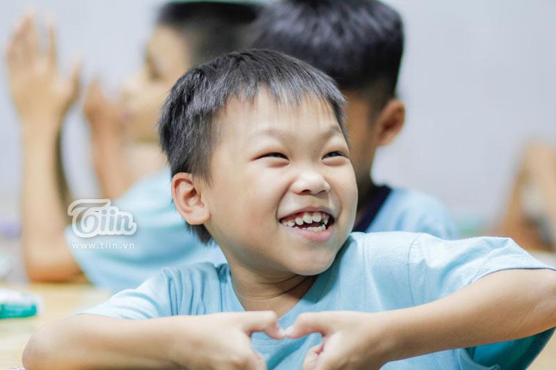 Sinh nhật cùng Tiin.vn: Những đứa trẻ 'đường phố' chưa một lần thổi nến, cắt bánh kem... 17