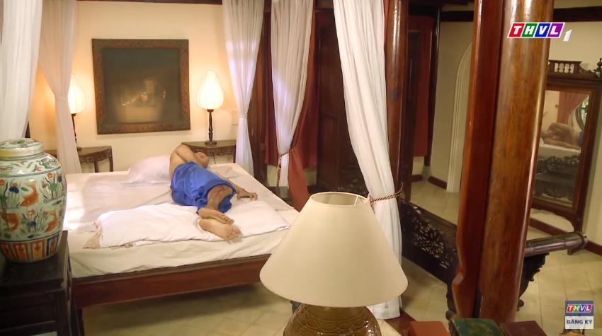 'Tiếng sét trong mưa' tập 41: Thị Bình khóc nức nở hát ru con trai ngủ, liệu cậu Hai có thấy tuổi thơ ùa về? 0
