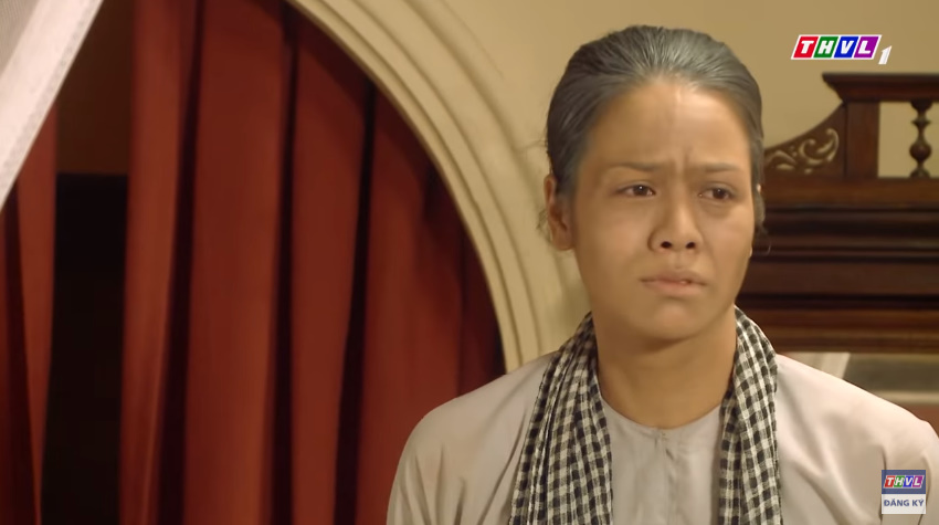 'Tiếng sét trong mưa' tập 41: Thị Bình khóc nức nở hát ru con trai ngủ, liệu cậu Hai có thấy tuổi thơ ùa về? 1