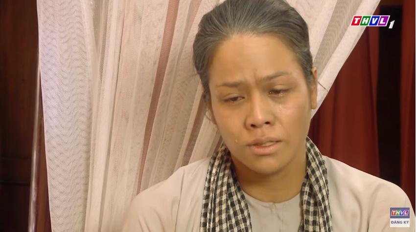 'Tiếng sét trong mưa' tập 41: Thị Bình khóc nức nở hát ru con trai ngủ, liệu cậu Hai có thấy tuổi thơ ùa về? 14