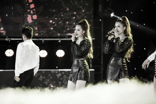 Mang hai ca khúc tự sáng tác lên sân khấu, nhóm Gemini 'so kè' độ nóng bỏng với nhóm nhạc Hàn 1