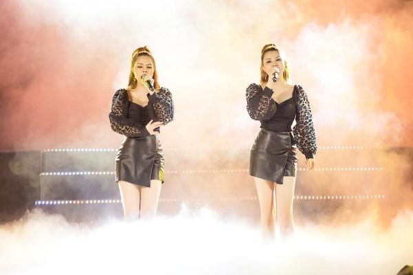 Mang hai ca khúc tự sáng tác lên sân khấu, nhóm Gemini 'so kè' độ nóng bỏng với nhóm nhạc Hàn 3
