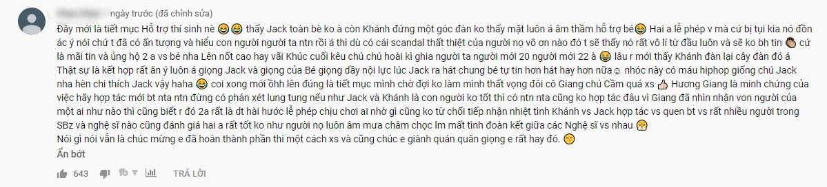 Hai màn support đầy tréo ngoe trong Giọng hát Việt nhí: Jack & K-ICM đưa thí sinh lên top 1 trending, Trúc Nhân chiếm trọn spotlight của các cháu 13