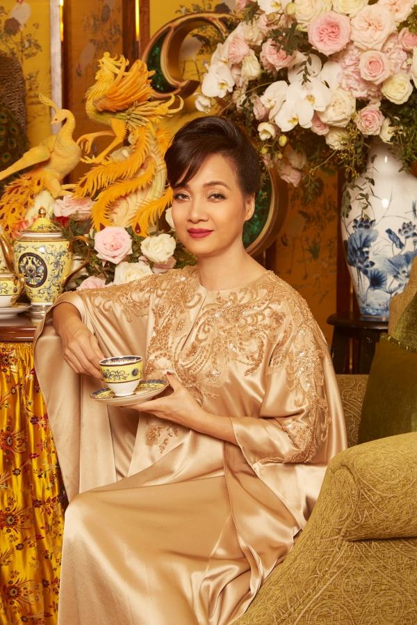 Dàn sao Việt trải nghiệm lối sống quý tộc của 'Gái già lắm chiêu 3' 2