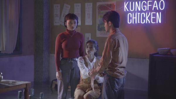 Miu Lê tuyên bố 'cạnh mặt' Duy Khánh vì dám kể xấu bạn trước đám đông 3