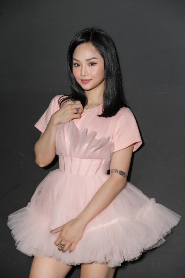 Miu Lê tuyên bố 'cạnh mặt' Duy Khánh vì dám kể xấu bạn trước đám đông 4
