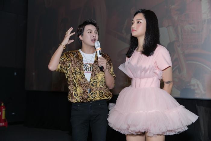 Miu Lê tuyên bố 'cạnh mặt' Duy Khánh vì dám kể xấu bạn trước đám đông 0