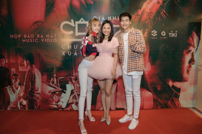 Miu Lê tuyên bố 'cạnh mặt' Duy Khánh vì dám kể xấu bạn trước đám đông 9