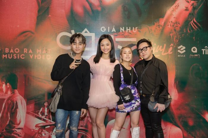 Miu Lê tuyên bố 'cạnh mặt' Duy Khánh vì dám kể xấu bạn trước đám đông 12