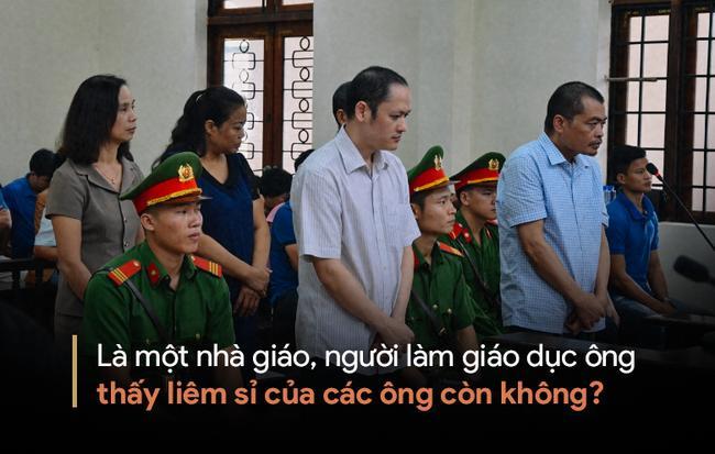 Đề nghị xử lý vợ Chủ tịch tỉnh Hà Giang nhắn tin 'nhờ vả' trong vụ gian lận điểm thi 0
