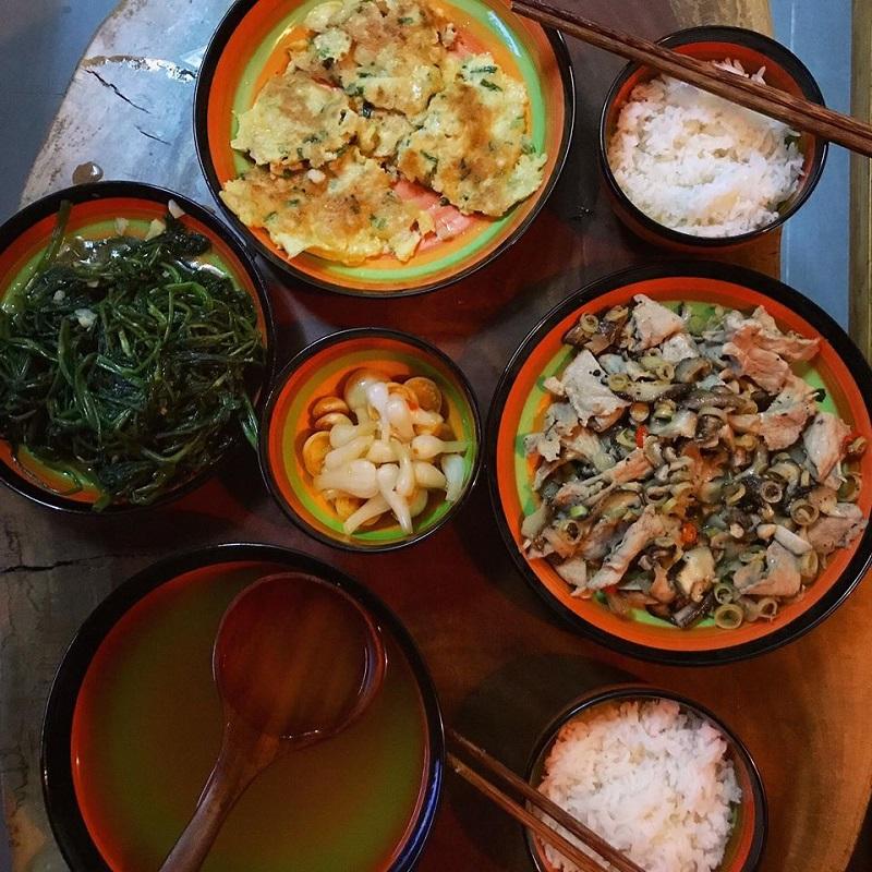 Khéo tay hết phần thiên hạ, vợ Huy Cung khoe thực đơn cả tuần không trùng bữa nào 2