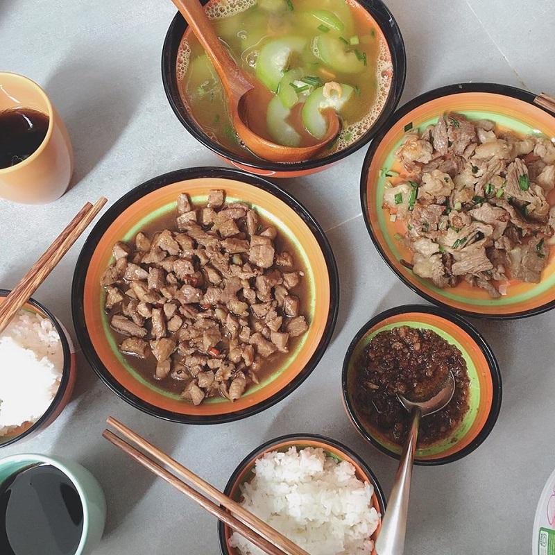 Khéo tay hết phần thiên hạ, vợ Huy Cung khoe thực đơn cả tuần không trùng bữa nào 4