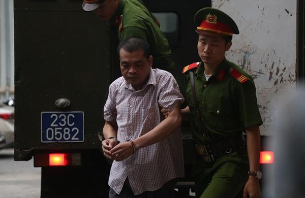 Bị cáo Nguyễn Thanh Hoài