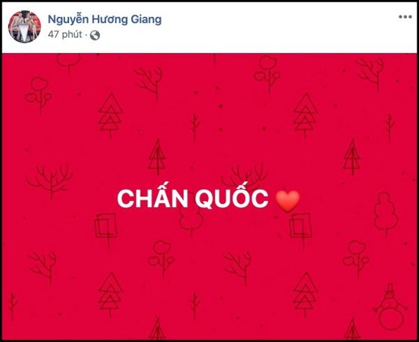Hương Giang - Dương Cầm và 'nhân vật chính' Chấn Quốc nói gì sau sự cố 'đọc nhầm tên'? 1
