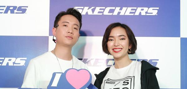 Chỉ diện áo phông trắng đơn giản, Châu Bùi, JustaTee và Phan Văn Đức vẫn nổi bần bật tại sự kiện 0