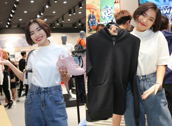 Chỉ diện áo phông trắng đơn giản, Châu Bùi, JustaTee và Phan Văn Đức vẫn nổi bần bật tại sự kiện 2