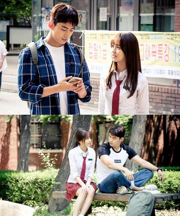Gửi xe tải café đến phim trường 'Tiểu Sử Chàng Nok Du' ủng hộ Kim So Hyun, Ok Taecyeon vẫn không quên 'hờn dỗi' đồng nghiệp 2
