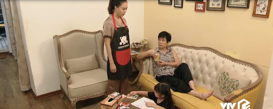 'Hoa hồng trên ngực trái': Tưởng mẹ Khuê cuỗm mất 5 tờ vé số, fan sợ đến 'đau tim' 1