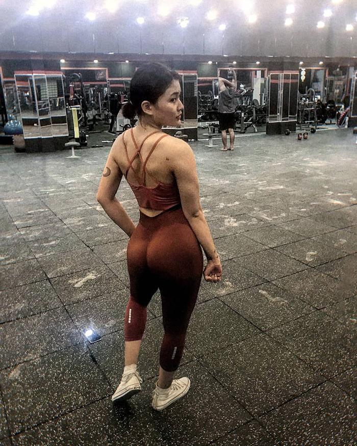 Quyết tăng 17kg để giảm cân theo cách khoa học, 10X lột xác với body đẹp nức nở 6