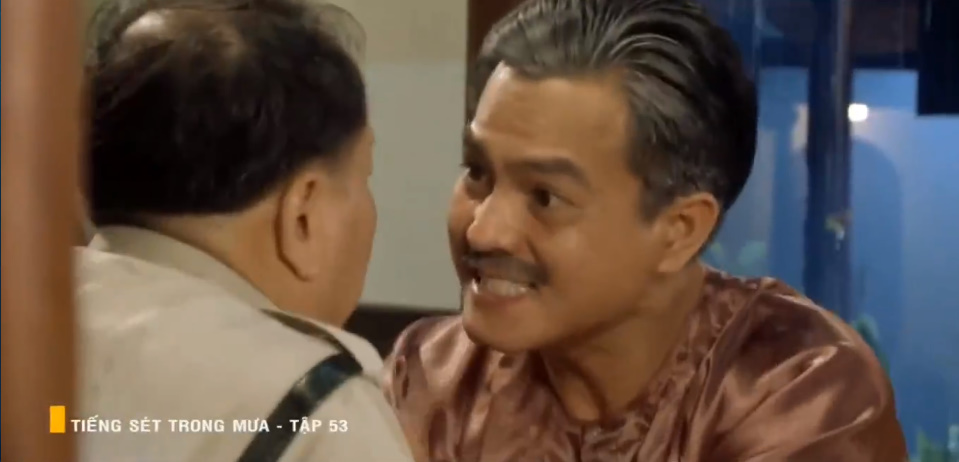 'Tiếng sét trong mưa' tập 53: Biết Hải là con trai ruột, Khải Duy vẫn dọa giết! 3