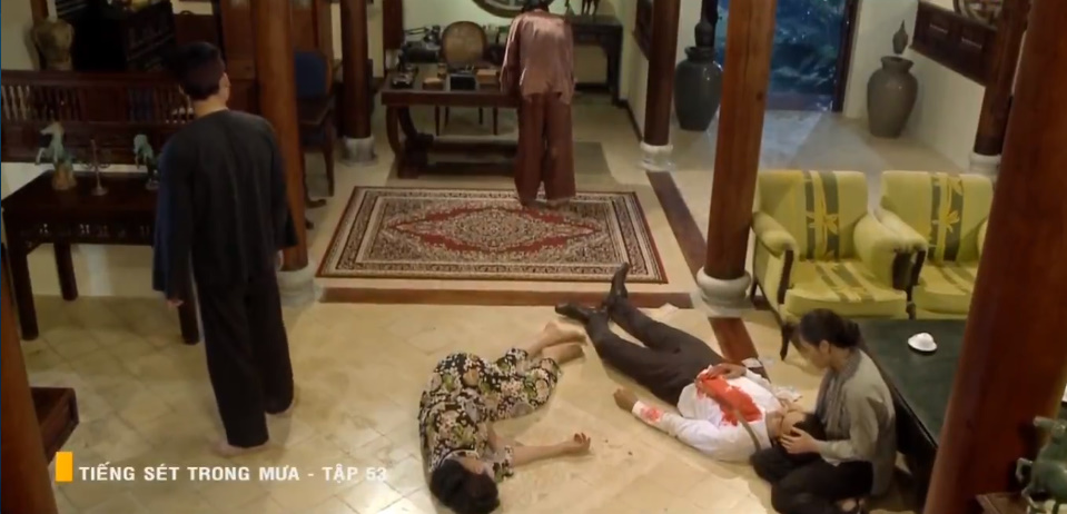 'Tiếng sét trong mưa' tập 53: Biết Hải là con trai ruột, Khải Duy vẫn dọa giết! 6