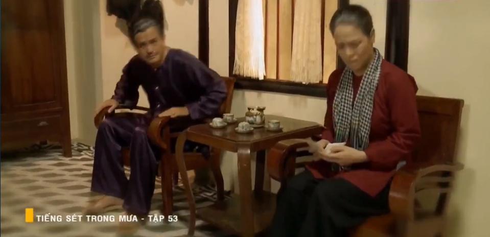 'Tiếng sét trong mưa' tập 53: Biết Hải là con trai ruột, Khải Duy vẫn dọa giết! 11