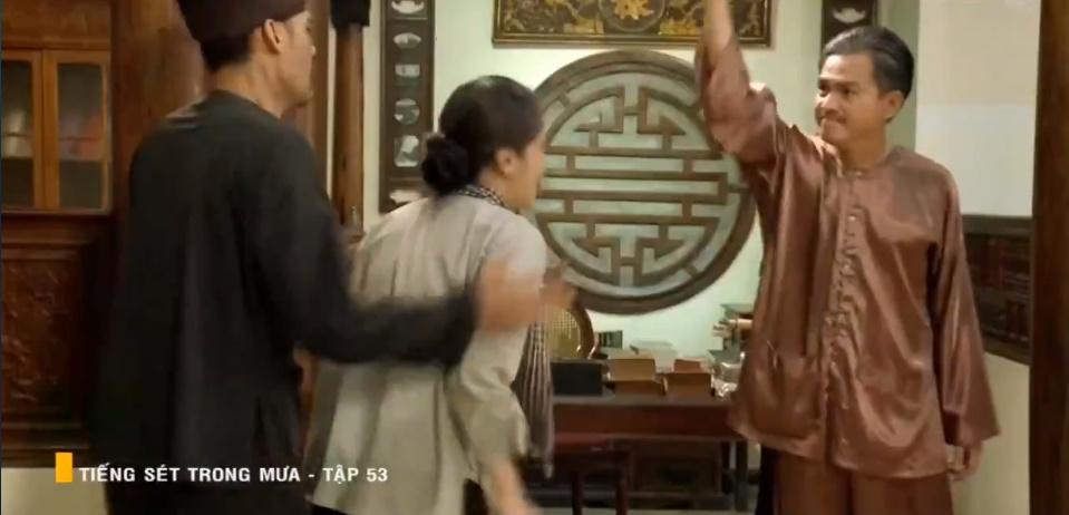'Tiếng sét trong mưa' tập 53: Biết Hải là con trai ruột, Khải Duy vẫn dọa giết! 13