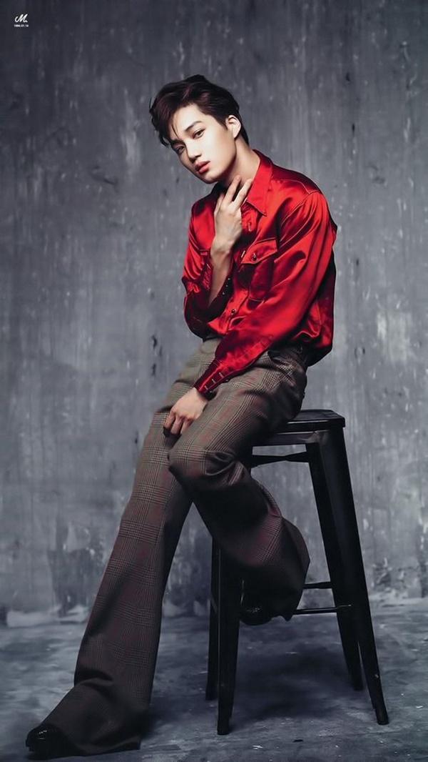 Style thời trang 'ông già' đang 'lấy lòng' loạt sao nam Hàn, tưởng không đẹp mà đẹp không tưởng 5