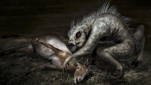 Lật tẩy các loài quái vật từng 'trending' trên internet: Sự thật hay giả mạo? 5