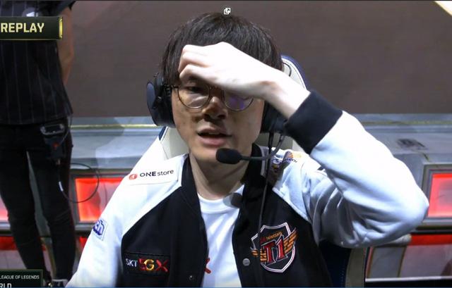LMHT: Faker run rẩy, Wolf cũng chết lặng và rơi nước mắt khi chứng kiến SKT thua cuộc 2