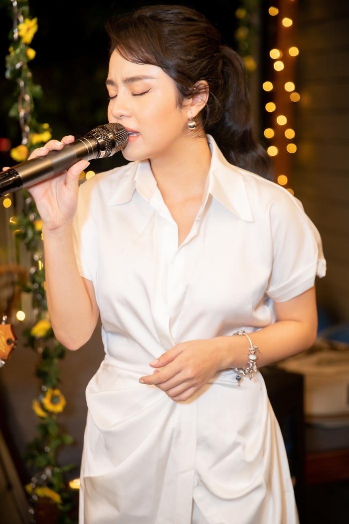 Hậu chia tay Quang Đăng, Thái Trinh: 'Phụ nữ đẹp nhất khi không thuộc về ai' 2