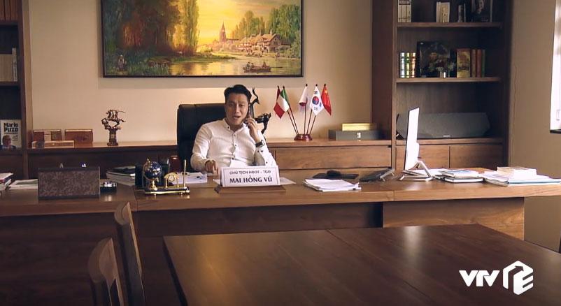Mai Hồng Vũ - chủ tịch doanh nghiệp, người được xem là khá thủ đoạn.