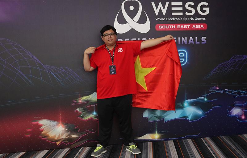 Đại diện Việt Nam giành ngôi vô địch Starcaft Đông Nam Á, tự tin bước vào vòng chung kết thế giới 2