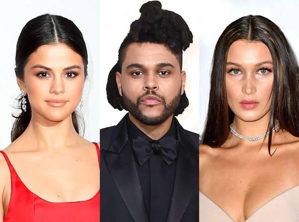 Selena Gomez và Bella Hadid từng không nhìn mặt nhau chỉ vì cùng có thời gian yêu The Weeknd.