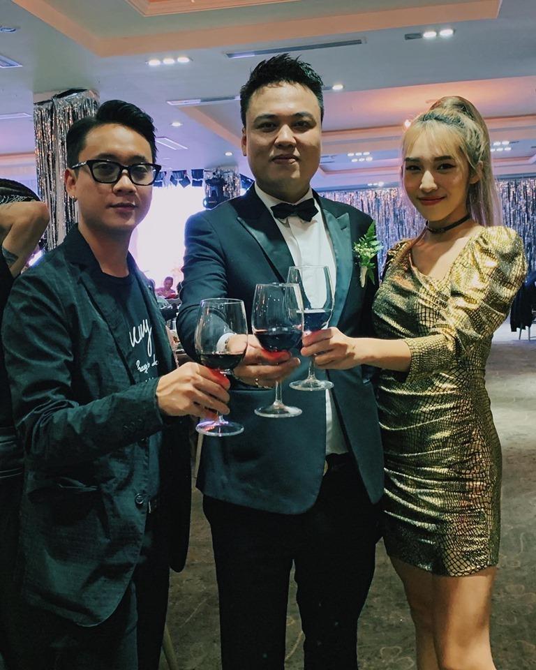 Dàn sao Việt thanh xuân một thời của giới 9x hội ngộ trong hôn lễ rapper LiL Knight 1