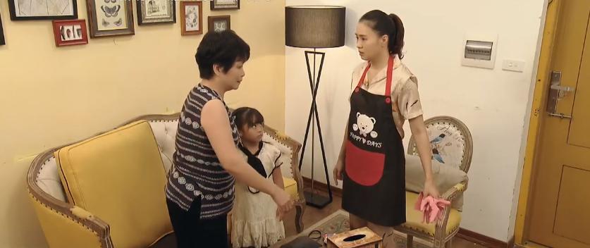 'Hoa hồng trên ngực trái' tập 27: Chuyện đó không ai ngờ, Khuê hay bà Đại vẫn thua Thái trong cuộc đua vé số! 6