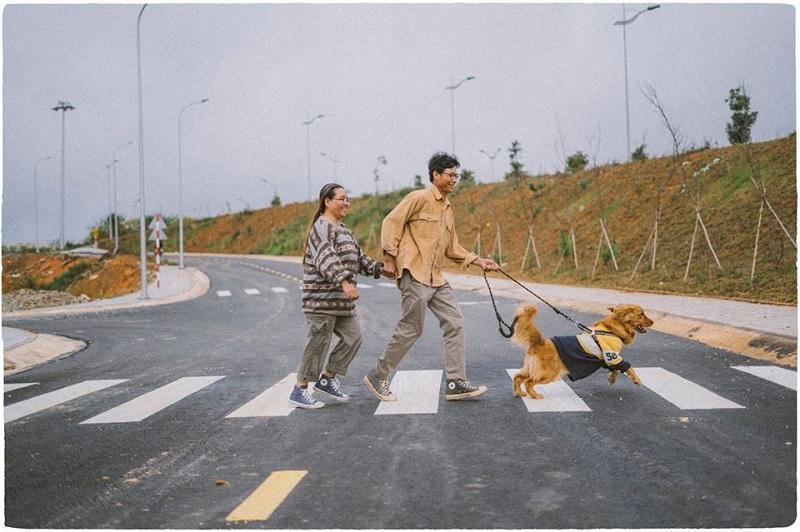 Bộ ảnh của cặp đôi U50 ở Đà Lạt: Khi con trai là photographer thì khoảnh khắc nào cũng đẹp tựa ảnh cưới 5