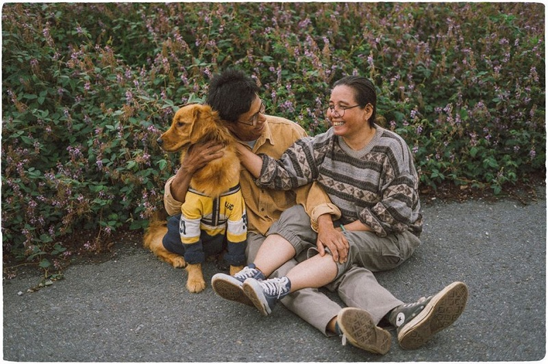 Bộ ảnh của cặp đôi U50 ở Đà Lạt: Khi con trai là photographer thì khoảnh khắc nào cũng đẹp tựa ảnh cưới 9