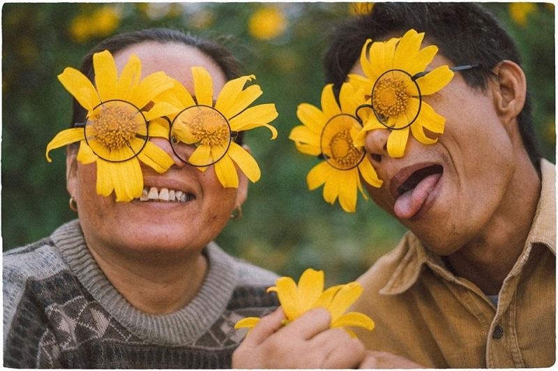 Bộ ảnh của cặp đôi U50 ở Đà Lạt: Khi con trai là photographer thì khoảnh khắc nào cũng đẹp tựa ảnh cưới 14