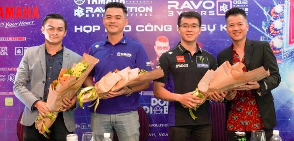 Ravolution Music Festival 2019 đánh dấu sự trở lại đầy mạnh mẽ của EDM Việt Nam 2
