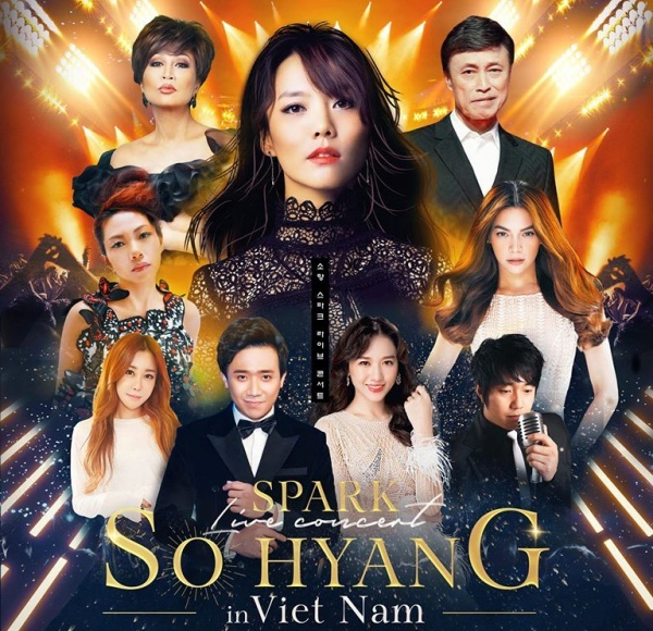 Diva So Hyang bất ngờ tổ chức show diễn tại Việt Nam sau nhiều lần úp mở 0