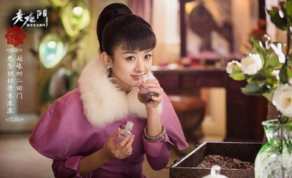 Những nữ diễn viên xứ Trung đẹp diễm lệ trong tạo hình dân quốc: Nhan sắc của hai nàng Tiểu Long Nữ 'không đùa được đâu' 0