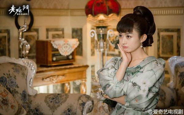 Những nữ diễn viên xứ Trung đẹp diễm lệ trong tạo hình dân quốc: Nhan sắc của hai nàng Tiểu Long Nữ 'không đùa được đâu' 1