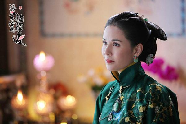 Những nữ diễn viên xứ Trung đẹp diễm lệ trong tạo hình dân quốc: Nhan sắc của hai nàng Tiểu Long Nữ 'không đùa được đâu' 4
