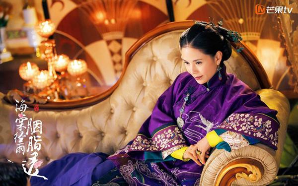 Những nữ diễn viên xứ Trung đẹp diễm lệ trong tạo hình dân quốc: Nhan sắc của hai nàng Tiểu Long Nữ 'không đùa được đâu' 5