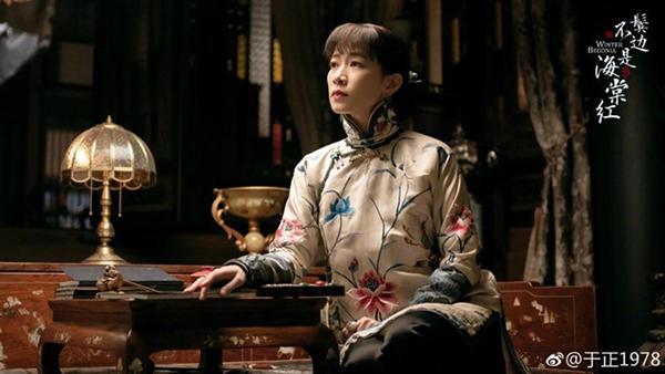 Những nữ diễn viên xứ Trung đẹp diễm lệ trong tạo hình dân quốc: Nhan sắc của hai nàng Tiểu Long Nữ 'không đùa được đâu' 8